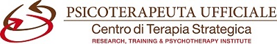 Psicoterapeuta Ufficiale - Centro di Terapia Strategica - Research, Training & Psychotherapy Institute